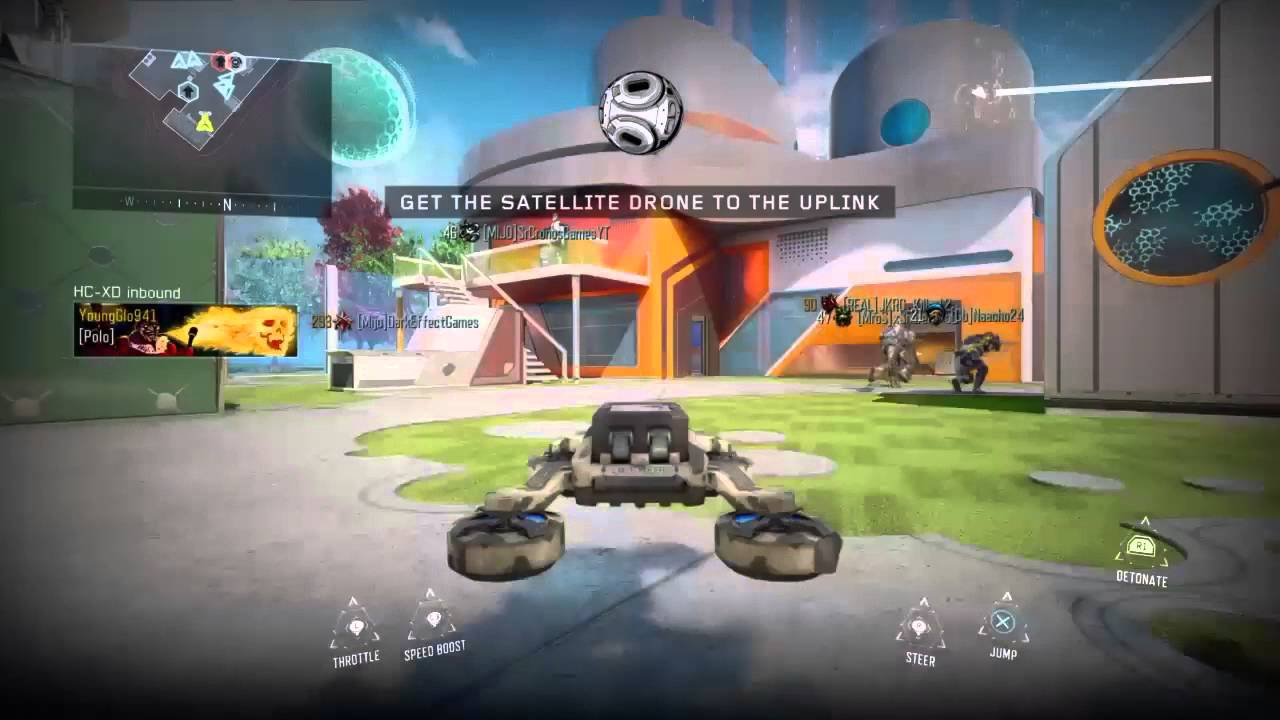 how do you get nuketown on black ops 3