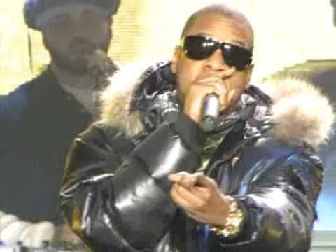 Jay-Z Ft Memphis Bleek - Brooklyn High LIVE (Jim Jones Diss)