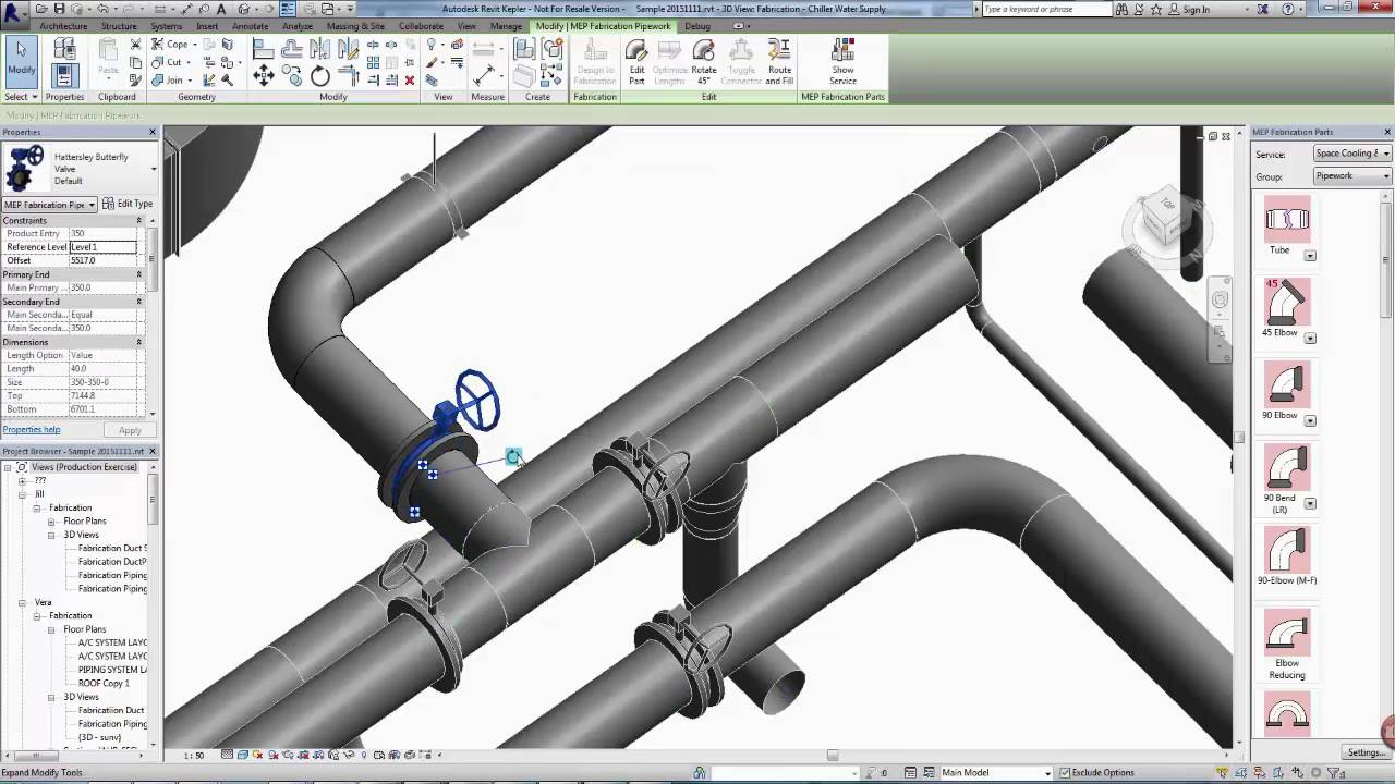 Revit 2017: Filling the Gaps with Trim and Extend, and Quick Connect