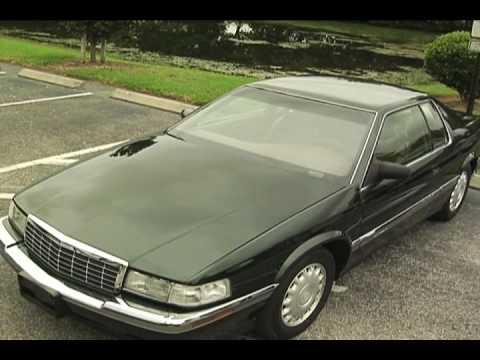 1992 Cadillac El Dorado - YouTube