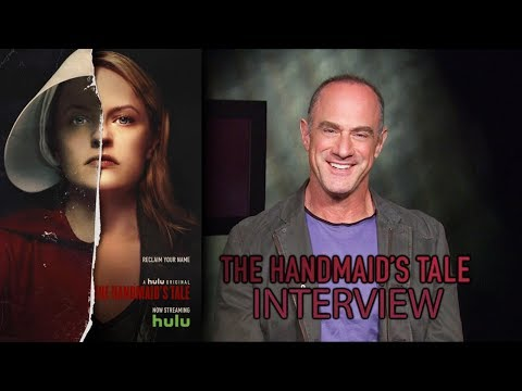 The Handmaid's Tale Season 3 (Hulu) Christopher Meloni Joins The Cast | INTERVIEW