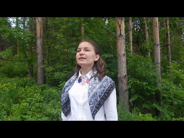 Изображение предпросмотра прочтения – ЮлияТибеева читает произведение «Элегия» Н.А.Некрасова