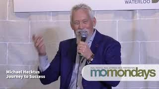 20190318 momondays Waterloo - Michael Hecktus