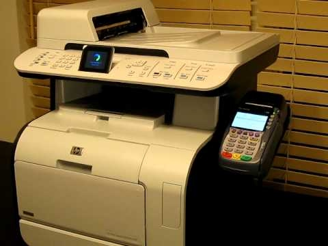 Cpi System Unattended Credit Card Terminal For Copiers