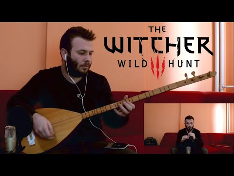 Witcher 3: Wild Hunt Gwent Soundtrack Turkish Saz (Bağlama) Cover thumbnail