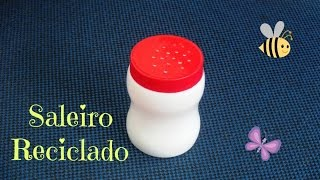 Saleiro Reciclado – DIY