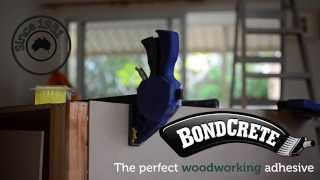 Bondcrete Woodworking Glue