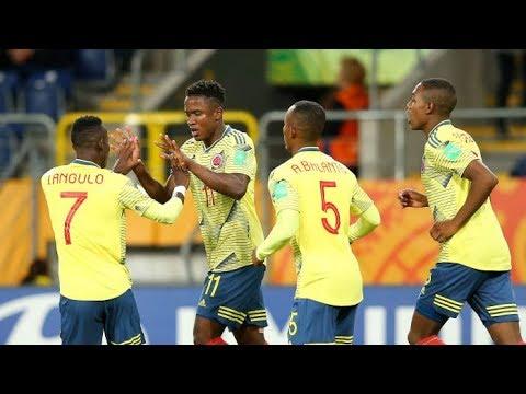 MATCH HIGHLIGHTS - Colombia V Tahiti - FIFA U-20 World Cup Poland 2019