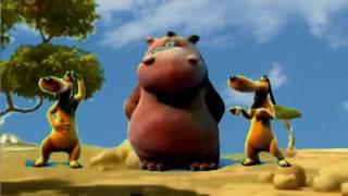 Happy Hippo  Banana Boat Song  (Harry Belafonte)