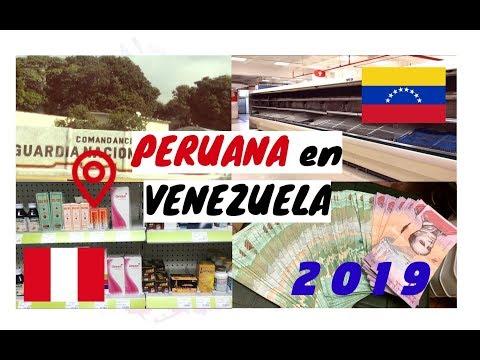 Peruana VISITANDO VENEZUELA! CRISIS 2019 💔