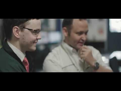 Alex Tomlinson, Engineering Apprentice at Jaguar Land Rover