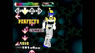 Dance Dance Revolution Konamix (PlayStation) End of the Century