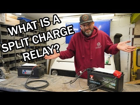A Beginners Guide To Leisure Battery Charging And Wiring.