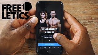 Workout App Reviews - Freeletics APP