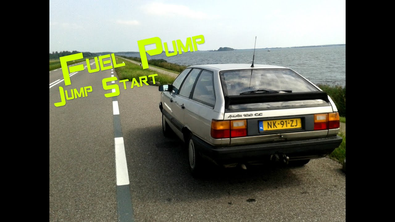 How To Start A Car With A Bad Fuel Pump >> How To Start A Car With A Bad Fuel Pump Diy