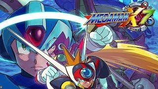 X7 - MegaMan X Legacy Collection 2 LIVESTREAM thumbnail