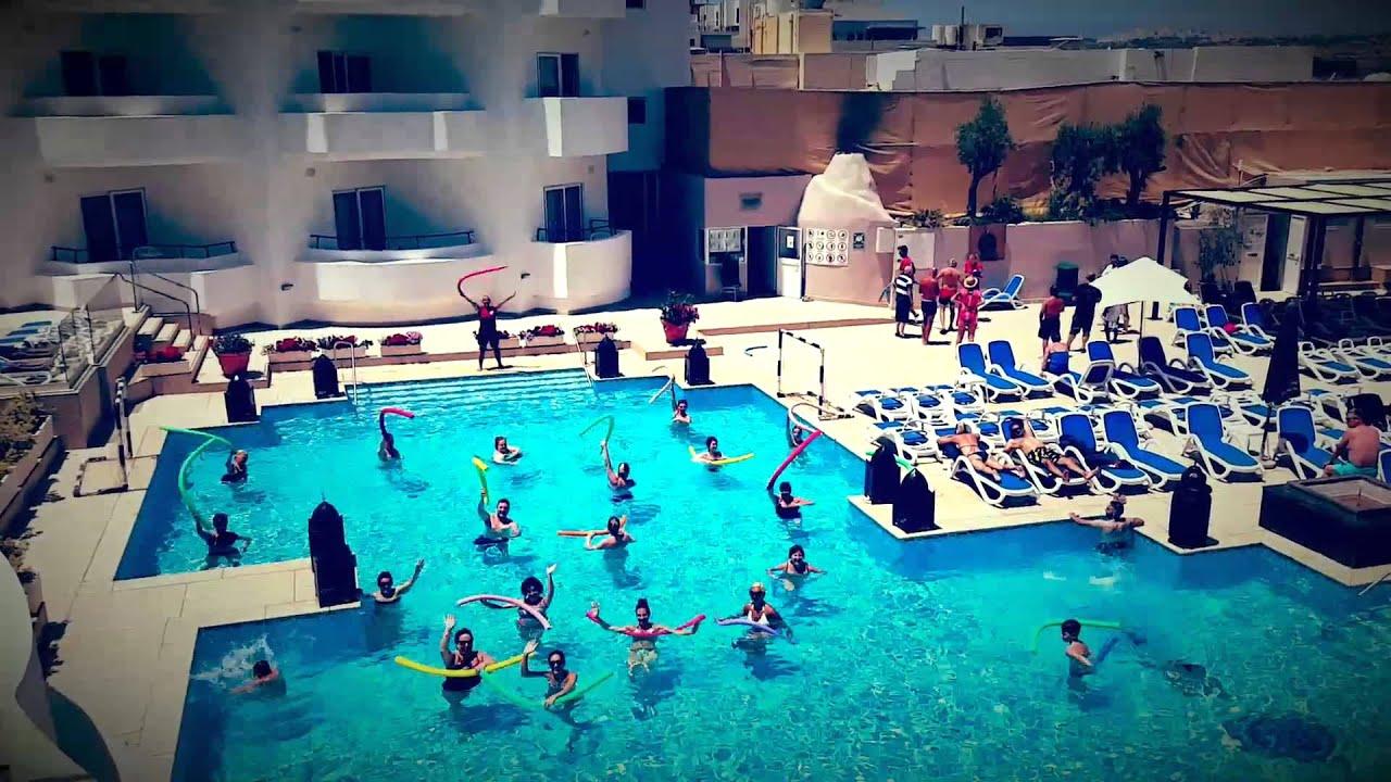 Aqua Aerobic Db San Antonio Hotel Spa Malta