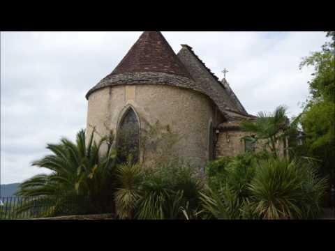 La Roque Gageac - Les gabares 2015