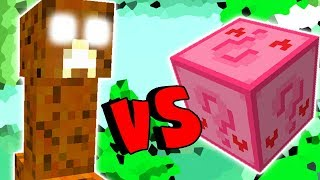 CREEPER DOCE VS. LUCKY BLOCK AMOR (MINECRAFT LUCKY BLOCK CHALLENGE HALLOWEEN CANDY CREEPER)