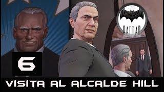 BATMAN TELLTALE GAME #6 -VISITA AL ALACALDE HILL-