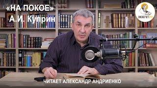 "Александр Иванович Куприн ""НА ПОКОЕ"". Читает Александр Андриенко. Аудиокнига."