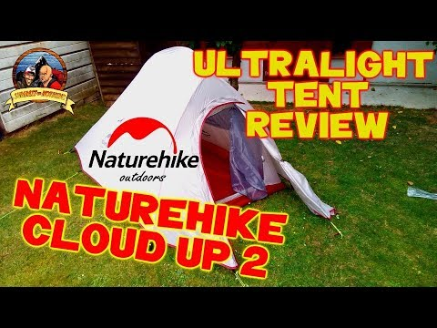 Nature Hike Cloud Up 2 Ultralight Backpacking TENT REVIEW - First Impressions