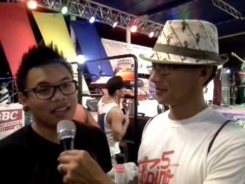 Filipino Pride Day Jacksonville 2013 - AJ Rafael interview