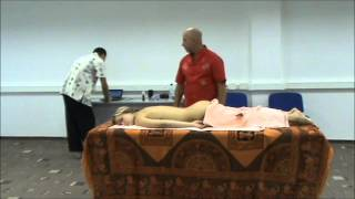 Цигун массаж от Игоря Кисурина