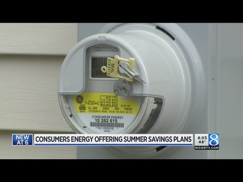 New Consumers Energy plans could save you big bucks