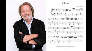 Chess - Benny Andersson (ABBA)
