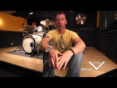 Vater Percussion - Mike Johnston on New Artist