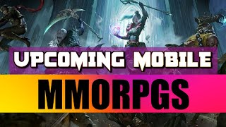 Most Anticipated Mobile MMORPG's Still to come in 2020!