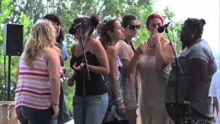 Happy (Pharrell Williams) par le groupe vocale JDMA -  A Vous de Jouer 2014 - Étang des Aulnes