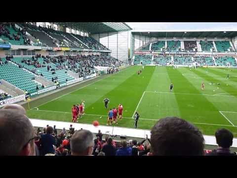 A Day Out Easter Road