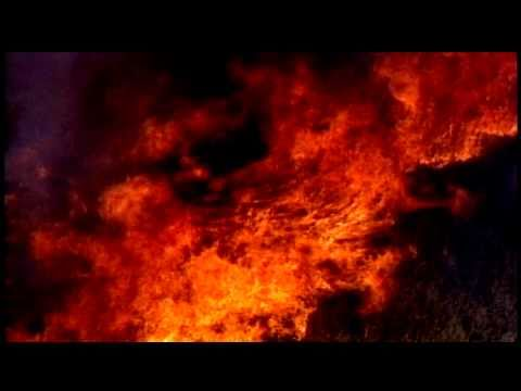 Blackwater Refuge fire