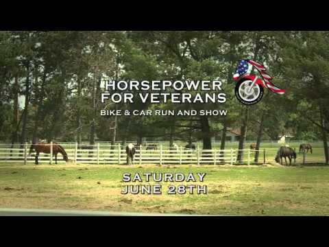 Trinity Equestrian Center - WEAU - Horsepower for Vets 2014