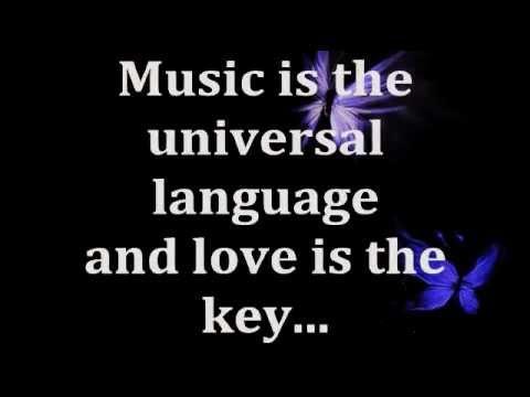 I BELIEVE IN MUSIC (LYRICS) - GALLERY