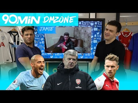 Can Arsene Wenger save his job!? | Will Arsenal show up against Man City on Thursday!? | DMZone