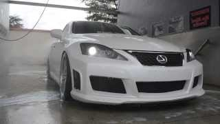 Aaron's Stanced Lexus IS350