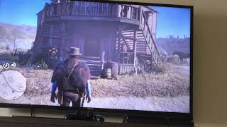 Red Dead Redemption2 Clint Eastwood
