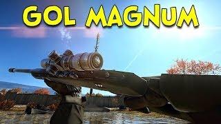 GOL MAGNUM SNIPER! - Battlefield 4 (War Stories)