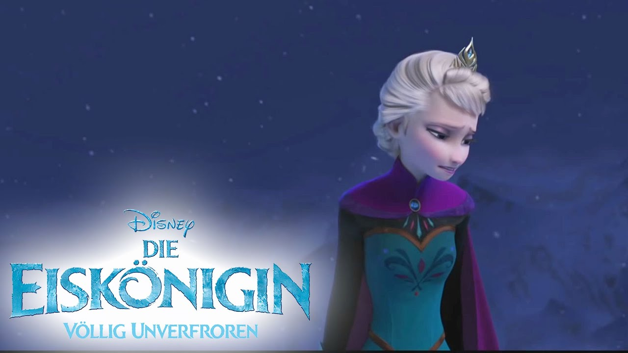 f077b6cce5a0 LET IT GO - Special Edition in 25 Sprachen - DIE EISKÖNIGIN - Frozen ...