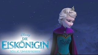 Repeat youtube video LET IT GO - Special Edition in 25 Sprachen - DIE EISKÖNIGIN - Frozen - Disney