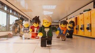 LEGO NINJAGO: O Filme - Trailer Oficial 2 (dub) [HD]