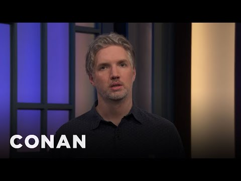 This Canadian Has A Strongly Worded Message For Hollywood  - CONAN on TBS