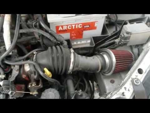Обзор Ford Focus 1 2.3L