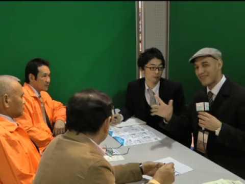 Entrevista com Despachantes de Fuji na Província de Shizuoka