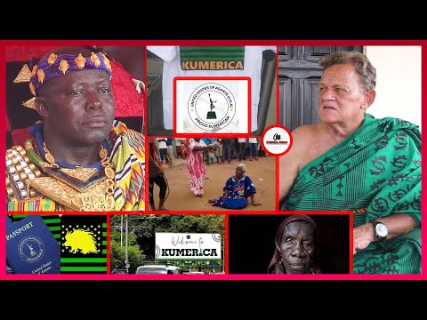 Respect The Ashanti Culture, Traditions, Changing Of States Names To USA Does Not Speaks Well-Broni