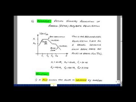 ECE202msu: Chapter 12 - RIAA Playback Equalization Example