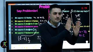 Problemler 1(Sayı Problemleri) I Ali Ahsen Akti